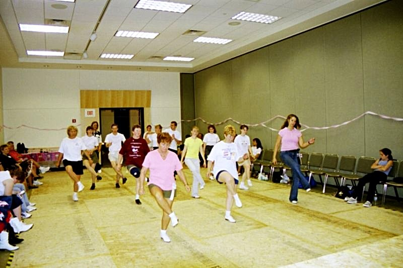 Juni 2002, 51st  National Square Dance Convention,